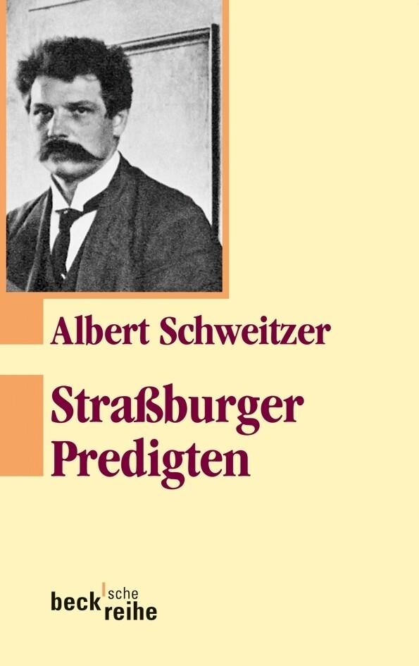 Straßburger Predigten als Taschenbuch