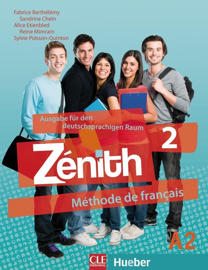 Zénith - Livre de lélève mit DVD-ROM. Vol.2.pdf