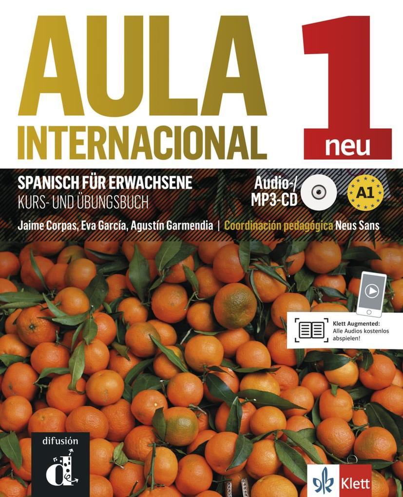 Aula internacional nueva edición 1 als Buch (gebunden)