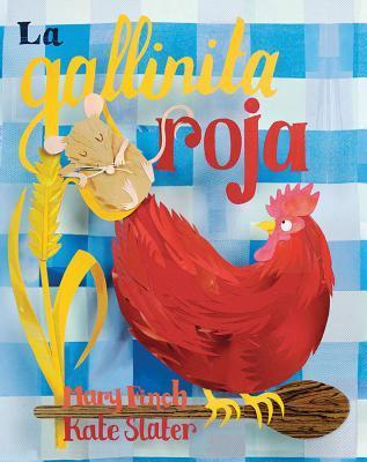 La Gallinita Roja = The Little Red Hen.pdf