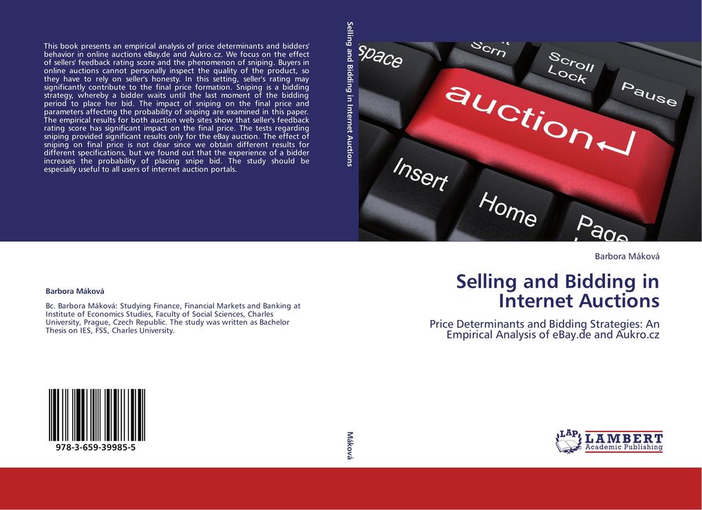 Selling and Bidding in Internet Auctions.pdf