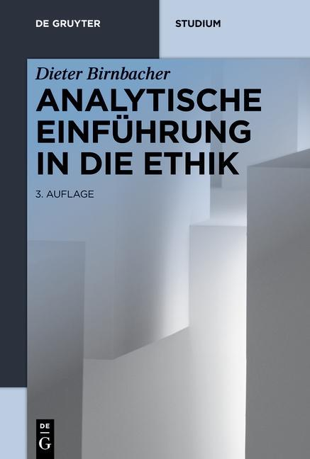Analytische Einführung in die Ethik als Buch (kartoniert)
