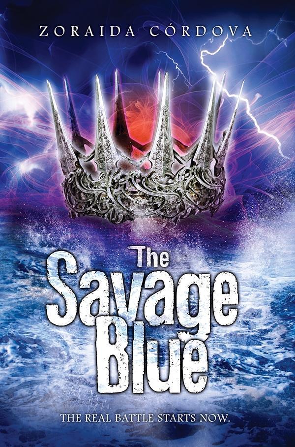 The Savage Blue.pdf