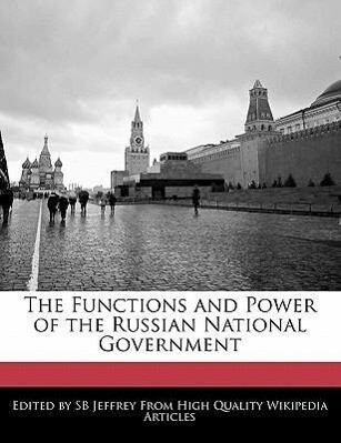 The Functions and Power of the Russian National Government.pdf