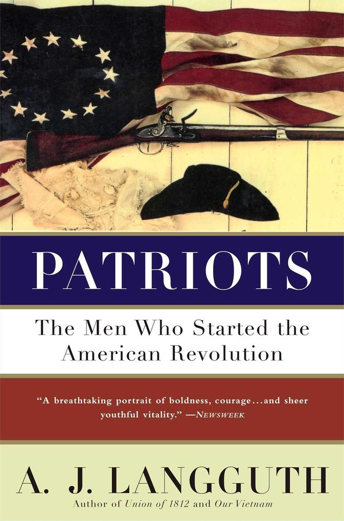 Patriots als eBook epub