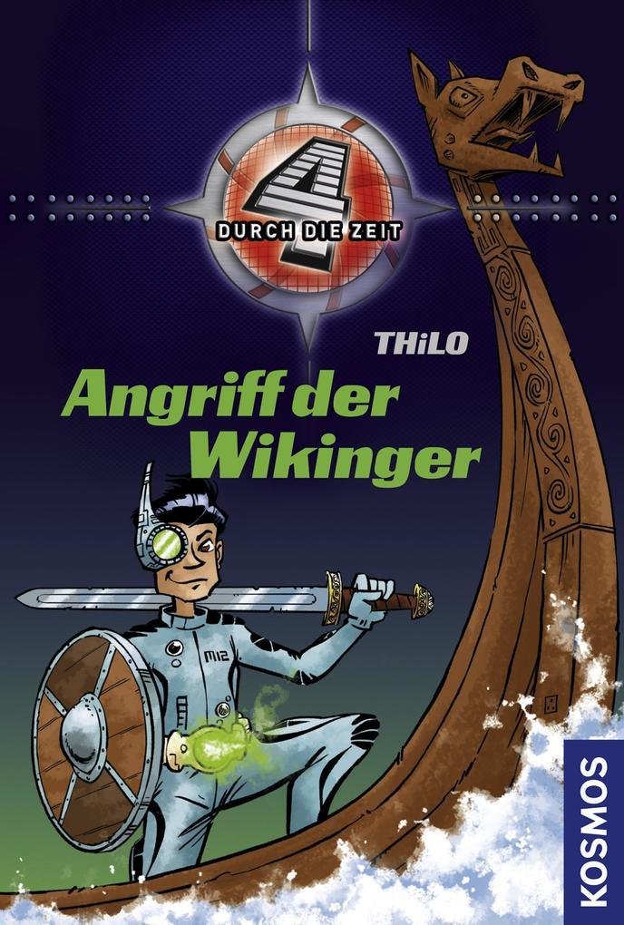 Vier durch die Zeit, 7, Angriff der Wikinger.pdf