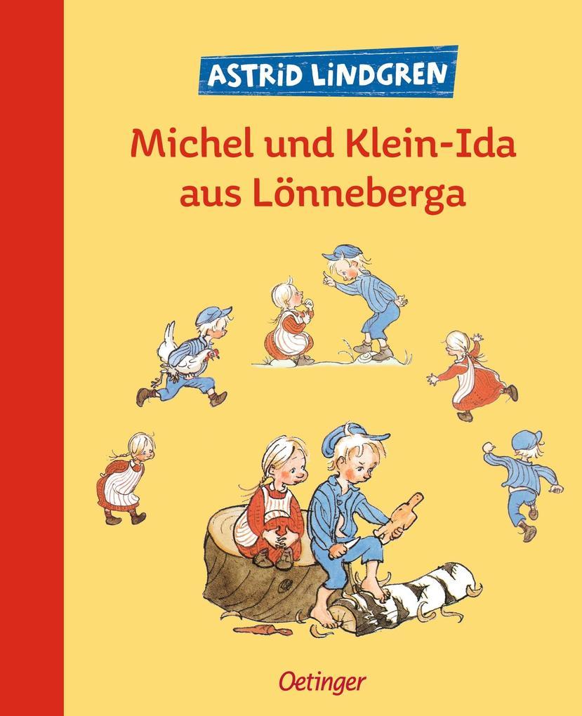 Michel und Klein-Ida aus Lönneberga. Sonderausgabe als Buch (gebunden)