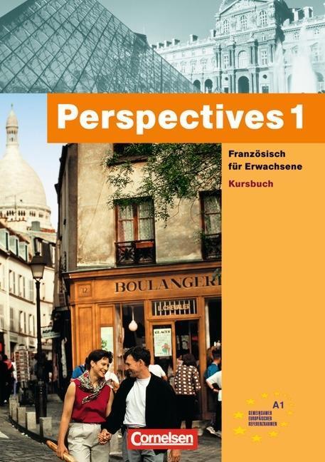 Perspectives 1. Kursbuch als Buch (kartoniert)