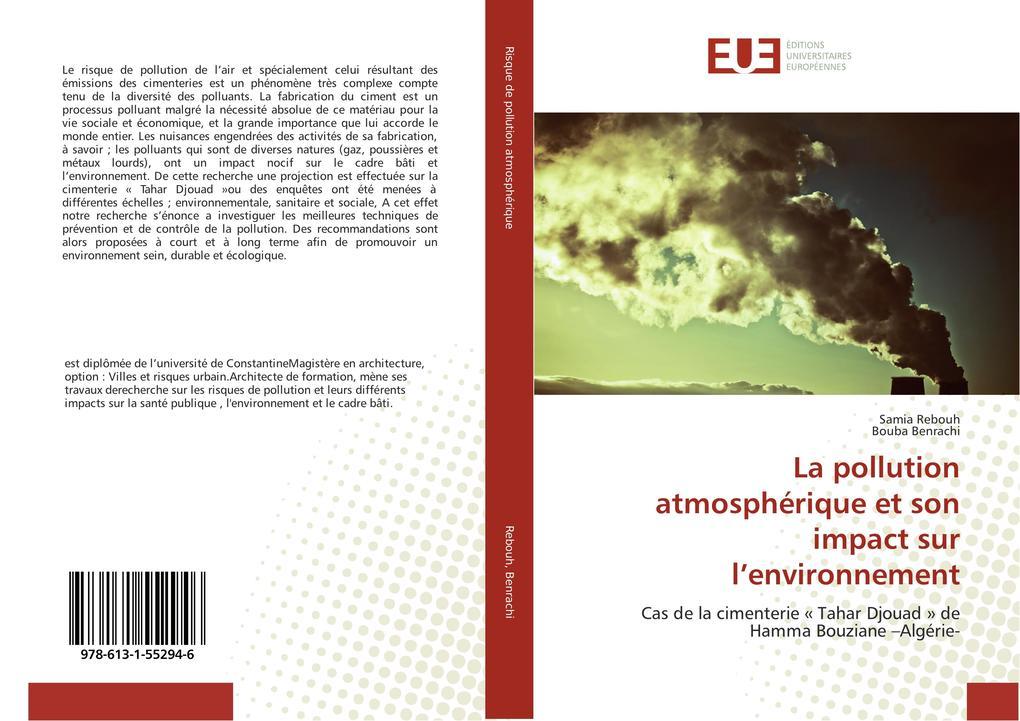La pollution atmosphérique et son impact sur lenvironnement.pdf