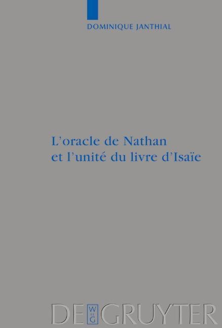 Loracle de Nathan et lunité du livre dIsaïe.pdf