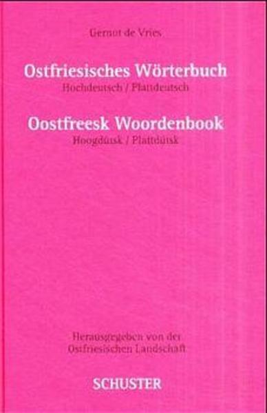 Ostfriesisches Wörterbuch. Oostfreesk Woordenbook als Buch (gebunden)