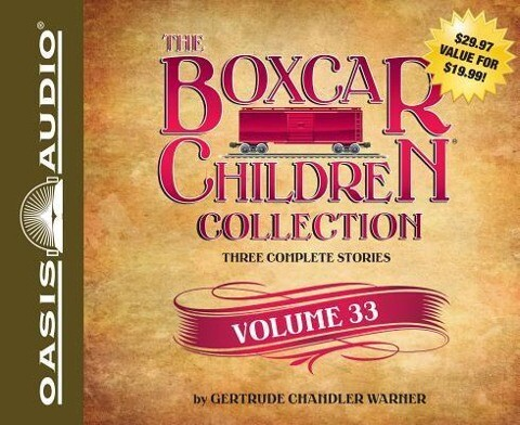 The Boxcar Children Collection Volume 33: The Radio Mystery, the Mystery of the Runaway Ghost, the Finders Keepers Mystery.pdf