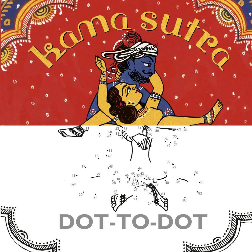 Kama Sutra Dot-to-Dot (Buch) - portofrei