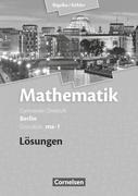 Grundkurs ma-1 - Qualifikationsphase - Lösungen zum Schülerbuch