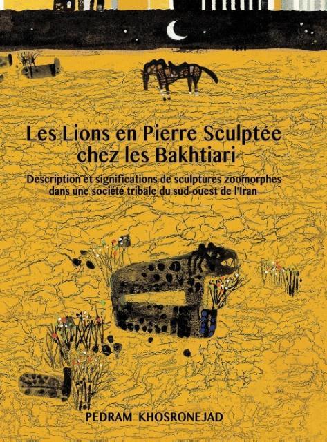Les Lions En Pierre Sculptee Chez Les Bakhtiari.pdf