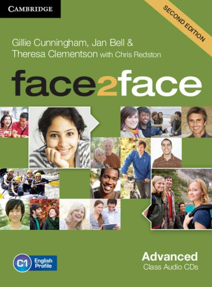 Face2face. 3 Class Audio-CDs. Advanced - Second Edition.pdf