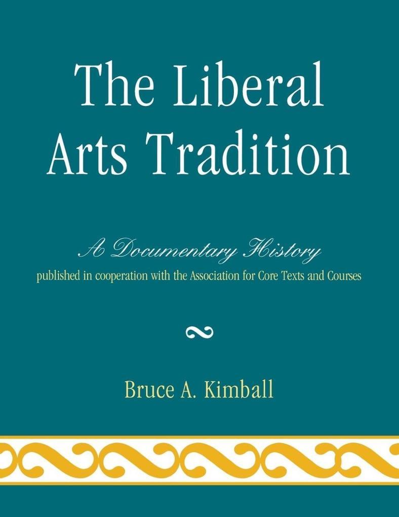 The Liberal Arts Tradition.pdf