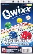 Qwixx Zusatzblöcke (2 Stück)