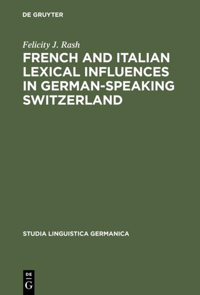 French and Italian Lexical Influences in German-speaking Switzerland.pdf