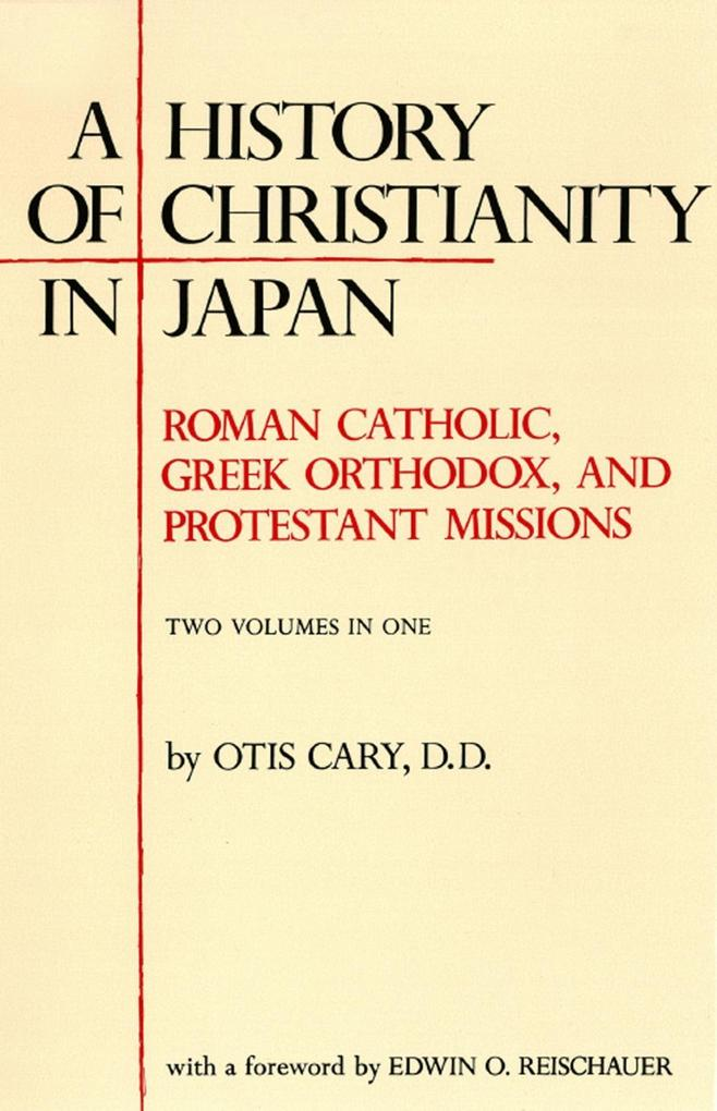 History of Christianity in Japan.pdf