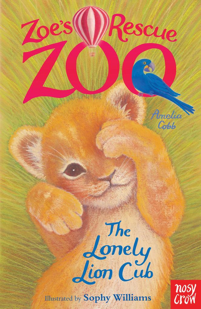 Zoes Rescue Zoo: The Lonely Lion Cub.pdf