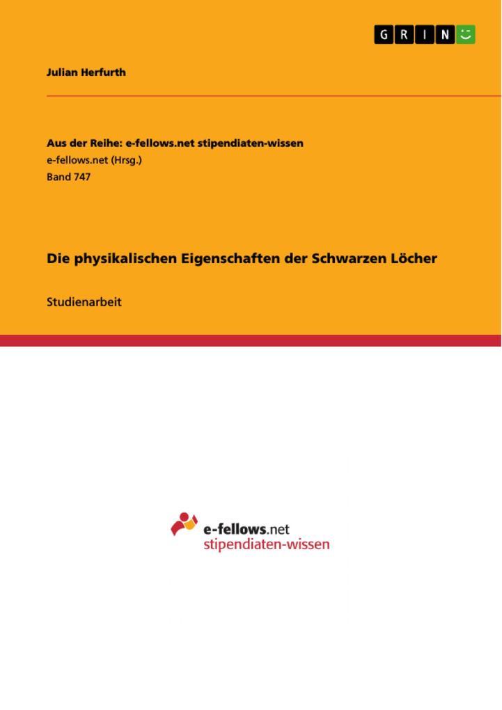 Die physikalischen Eigenschaften der Schwarzen Löcher.pdf