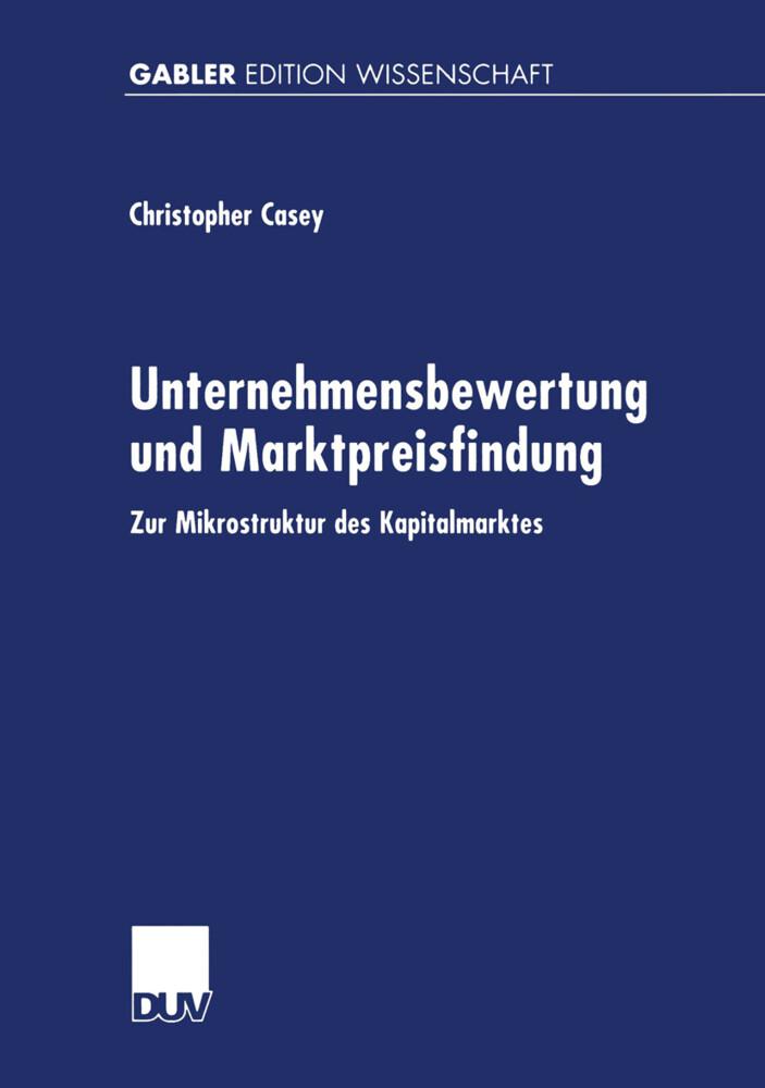 Unternehmensbewertung und Marktpreisfindung.pdf