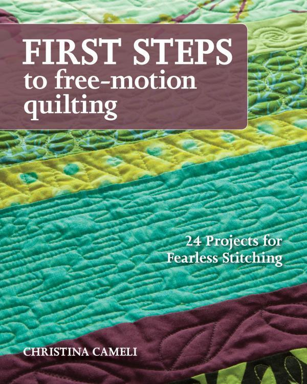 First Steps to Free-Motion Quilting.pdf
