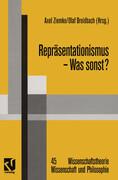 Repräsentationismus - Was sonst?