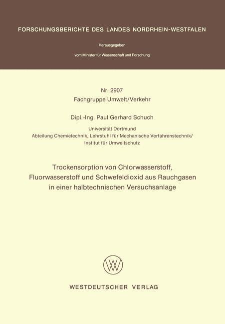 Trockensorption von Chlorwasserstoff, Fluorwasserstoff und Schwefeldioxid aus Rauchgasen in einer halbtechnischen Versuchsanlage.pdf