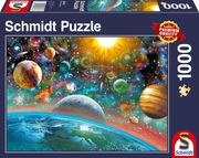 Weltall. Puzzle