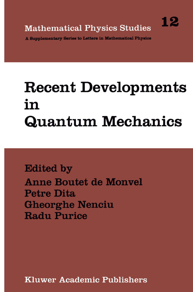 Recent Developments in Quantum Mechanics.pdf