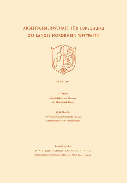 Möglichkeiten und Grenzen der Resistenzzüchtung / Der Weg der Landwirtschaft von der Energieautarkie zur Fremdenergie.pdf