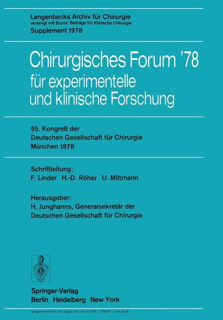 95. Kongreß der Deutschen Gesellschaft für Chirurgie, München, 3. bis 6. Mai 1978.pdf