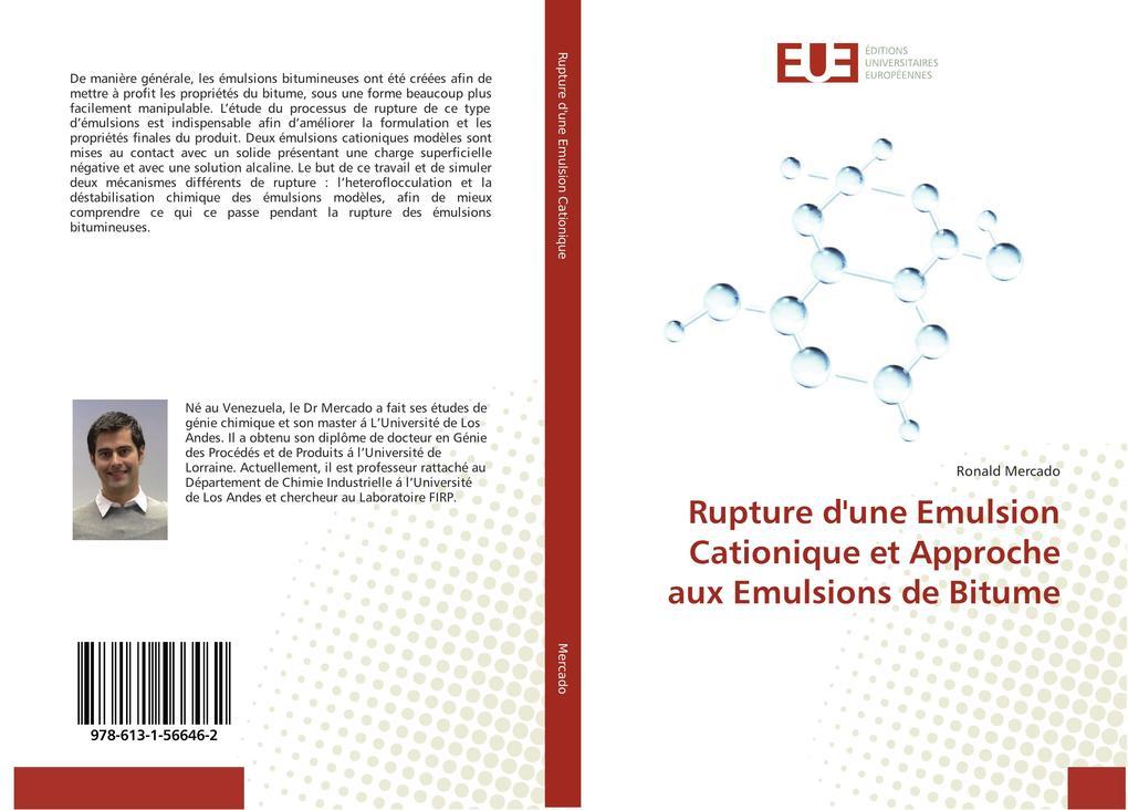 Rupture dune Emulsion Cationique et Approche aux Emulsions de Bitume.pdf