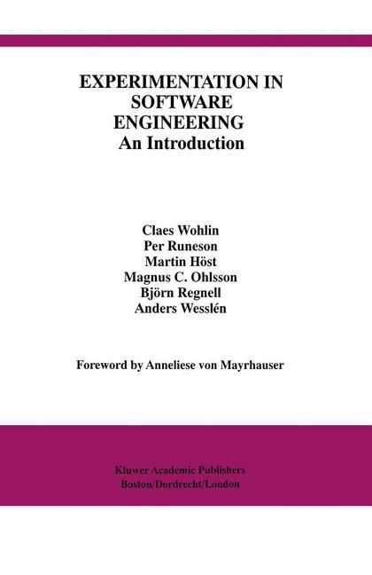 Experimentation in Software Engineering.pdf