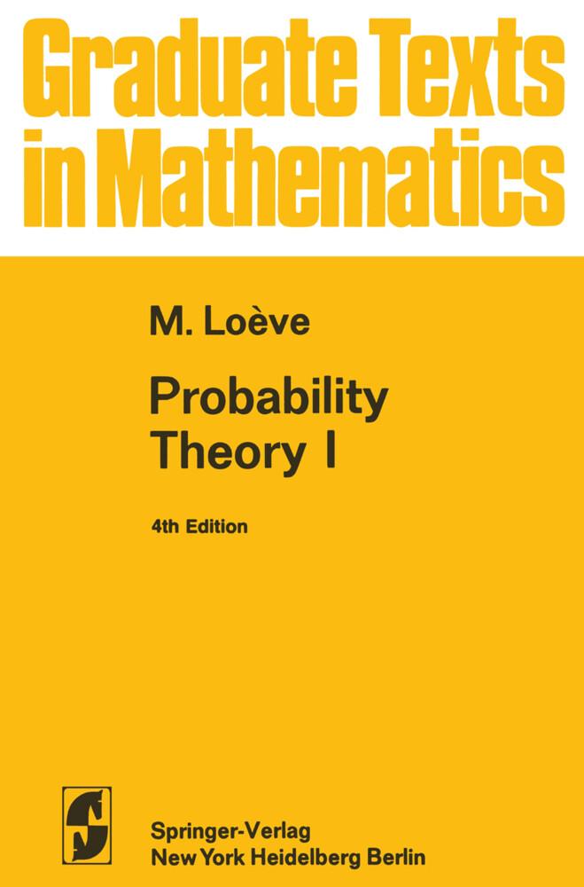 Probability Theory I.pdf