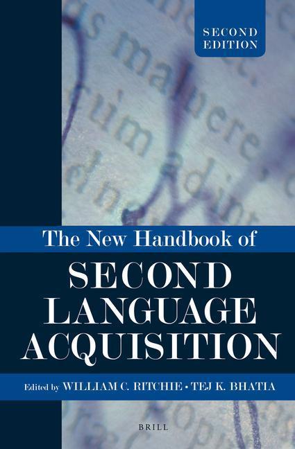 The New Handbook of Second Language Acquisition.pdf