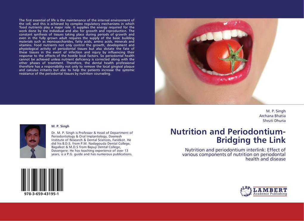 Nutrition and Periodontium- Bridging the Link.pdf