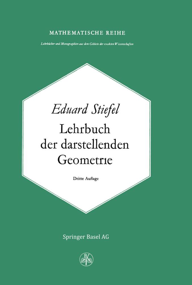 Lehrbuch der Darstellenden Geometrie.pdf