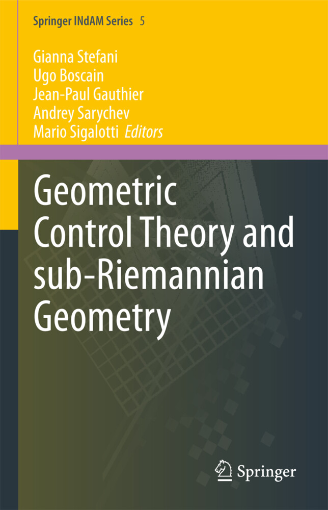 Geometric Control Theory and Sub-Riemannian Geometry.pdf