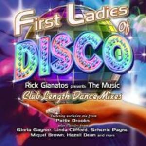 First Ladies Of Disco: Rick Gianatos Presents....pdf