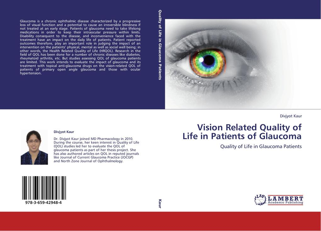Vision Related Quality of Life in Patients of Glaucoma.pdf
