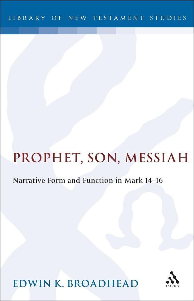 Prophet, Son, Messiah.pdf