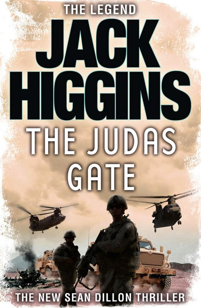 The Judas Gate (Sean Dillon Series, Book 18).pdf