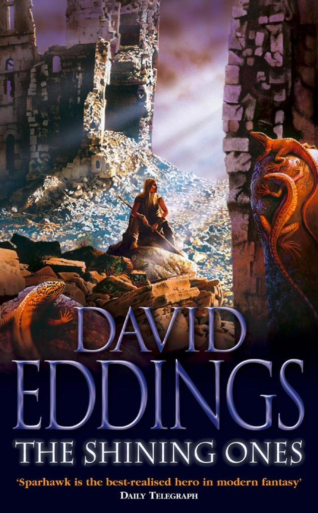 The Shining Ones (The Tamuli Trilogy, Book 2).pdf