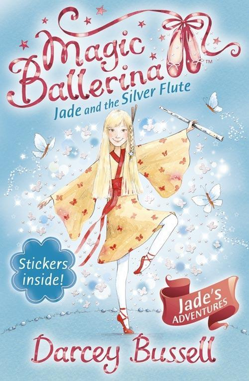 Jade and the Silver Flute (Magic Ballerina, Book 21).pdf