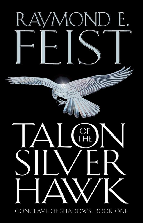 Talon of the Silver Hawk (Conclave of Shadows, Book 1).pdf