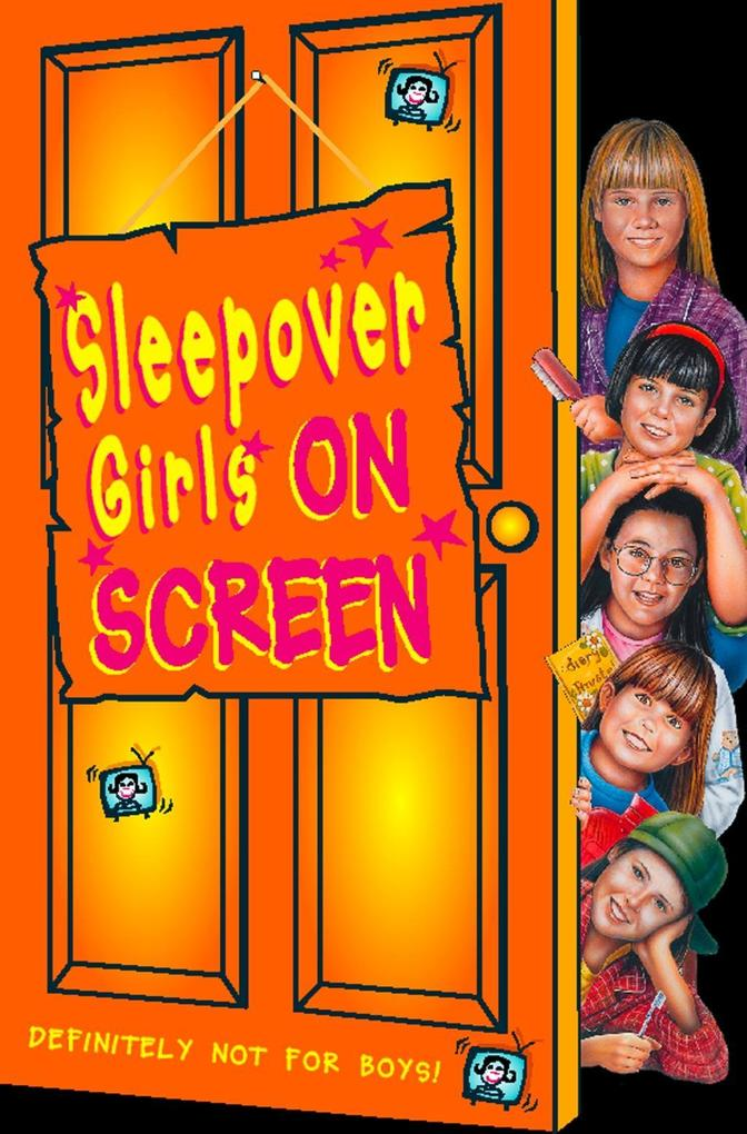 Sleepover Girls on Screen (The Sleepover Club, Book 18).pdf