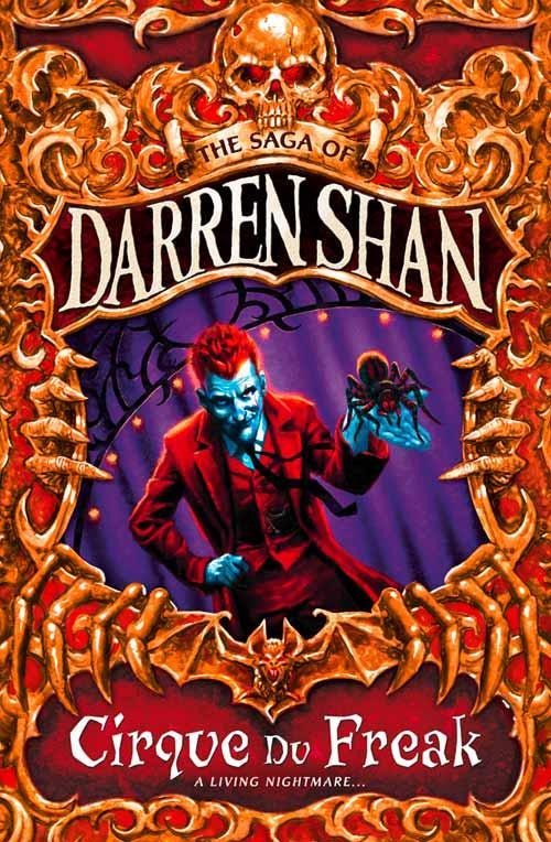 Cirque Du Freak (The Saga of Darren Shan, Book 1).pdf